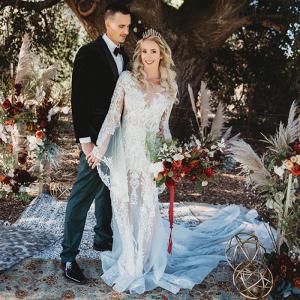 Boho Wedding Dresses Aisle Society