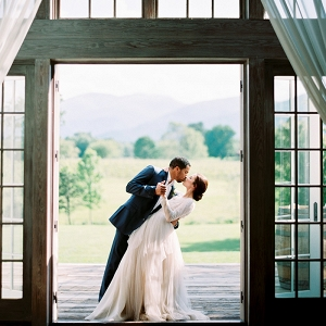 Romantic Barn Wedding Photos