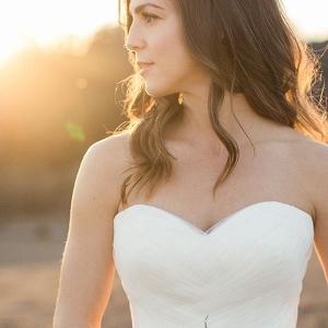 Elegant Ranch Wedding Style