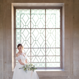 Elegant Architecture for a Romantic Wedding Day