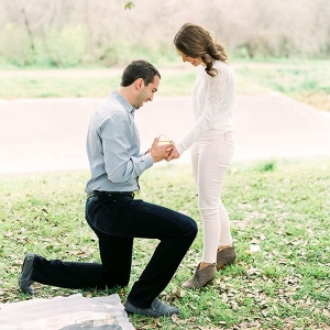 A Gorgeous Proposal Captured on Film!