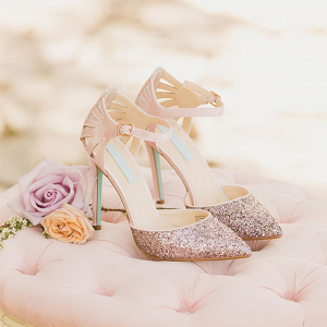 Rose Gold Unicorn Inspiration Shoot