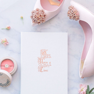 Fairy Tale Wedding Accessories in Blush Pink