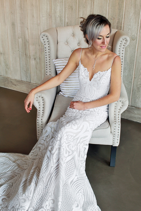Styling West From Blush By Hayley Paige Aisle Society