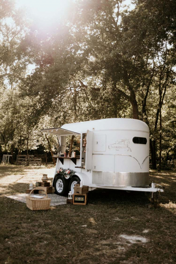 Boho Ranch Wedding with Equestrian Inspiration 24
