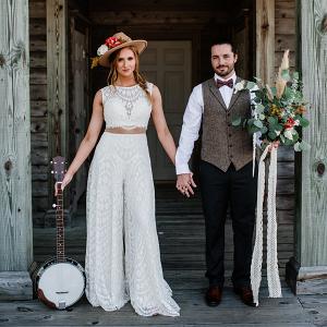 Coastal Country Couple