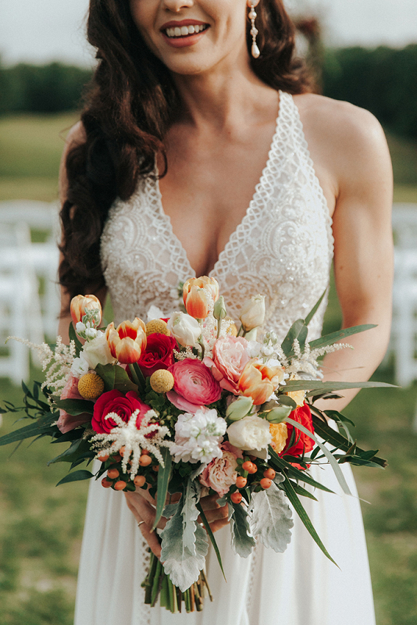 Floral-Filled Wedding Inspiration You're Going to Obsess Over 17