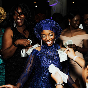Glamorous Wedding with Nigerian Influence 30