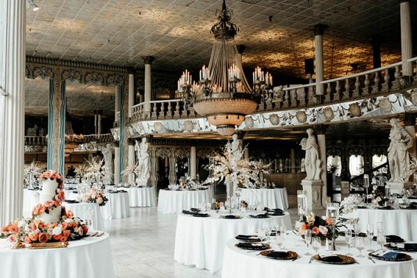 Glamorous Wedding with Nigerian Influence 20
