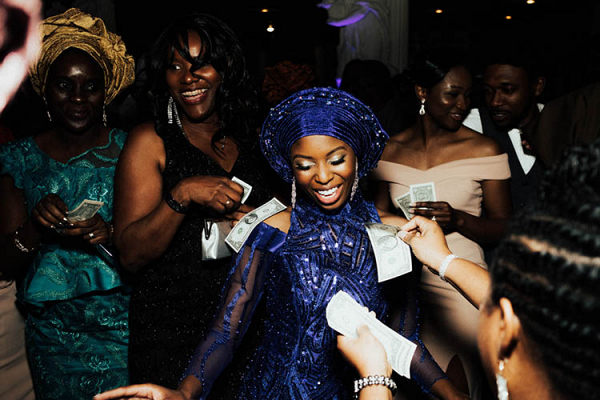 Glamorous Wedding with Nigerian Influence 30