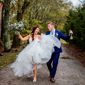 Bright Whimsical Barn Wedding in Nashville 21