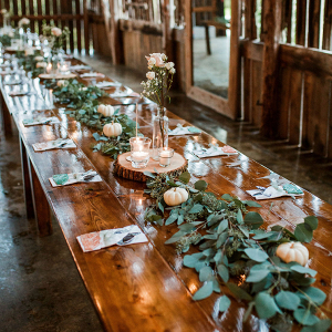 Bright Whimsical Barn Wedding in Nashville 5