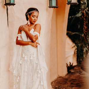 Moroccan Inspired Wedding Style 1