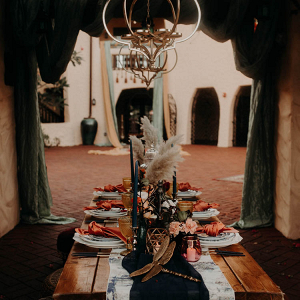 Moroccan Inspired Wedding Style 14