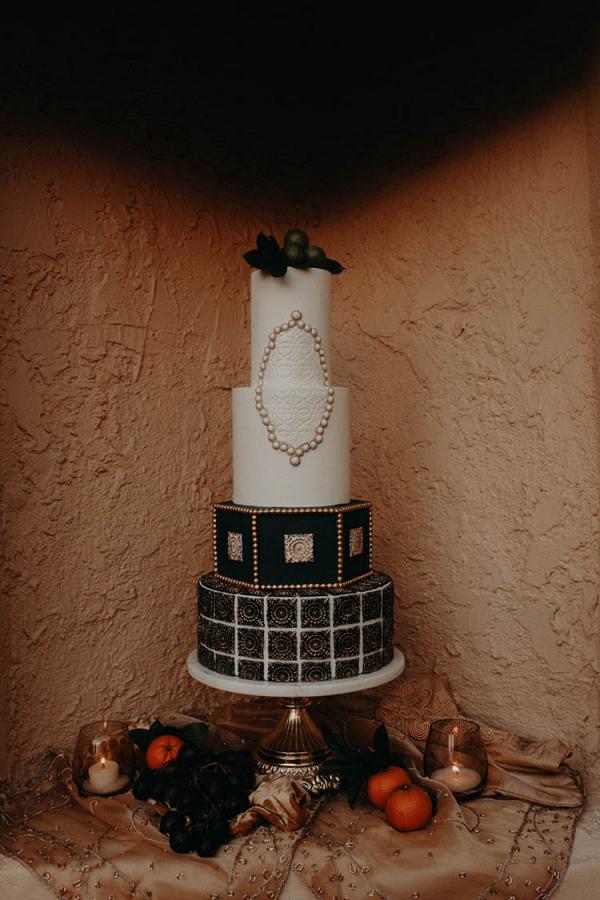 Moroccan Inspired Wedding Style 2