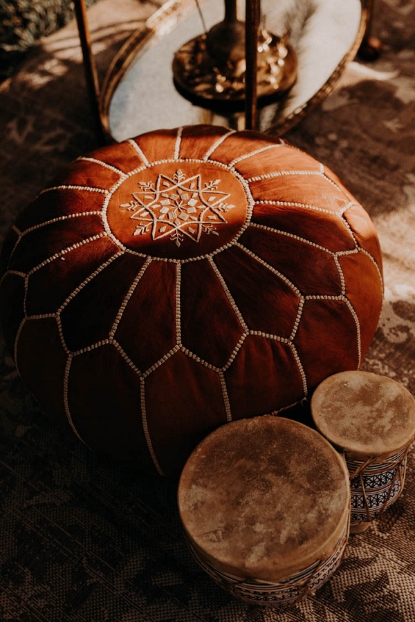 Moroccan Inspired Wedding Style 12