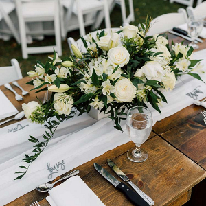 Traditional Meets Modern Florida Wedding 27