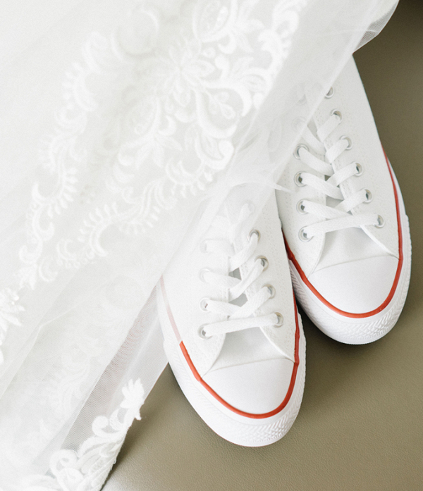Wedding Shoes That Aren't 6 Inch Heels featured image