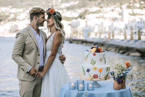 elopement in ischia