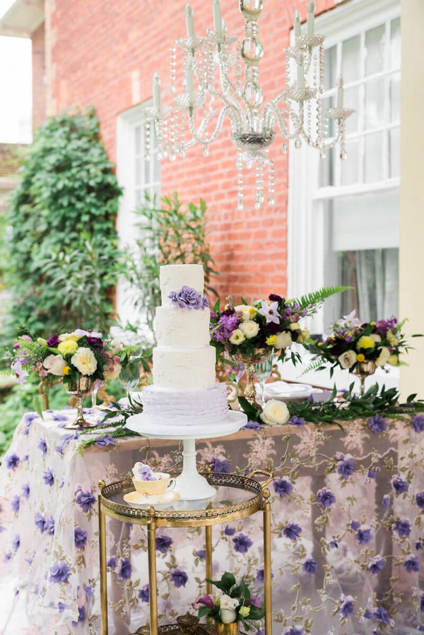 Romantic Steampunk Wedding Inspiration - ontario