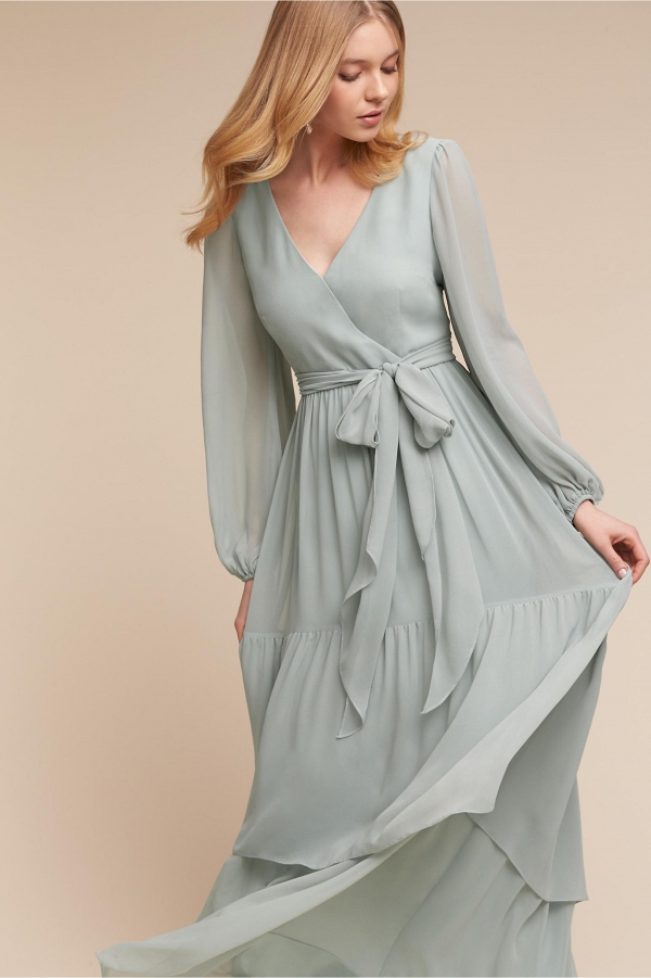 Chiffon Bridesmaids Dress