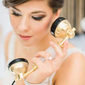 Blush-Gold-Vintage-Wedding-Inspiration-Knotsvilla