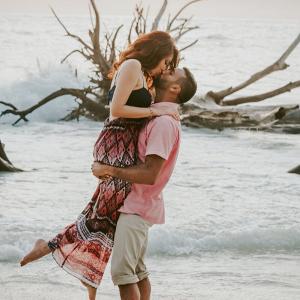 Boho-Beach-Picnic-Engagement-Tampa-Florida
