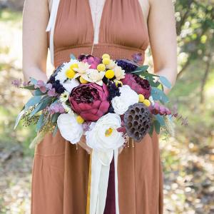 Boho-Picnic-Anniversary-Session-Bouquet