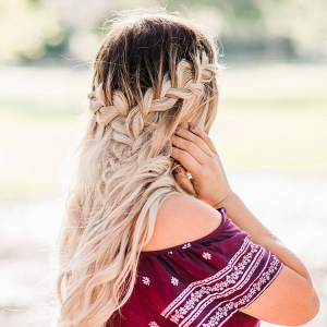 Gorgeous-braids-Casual-Vero-Beach-Engagement
