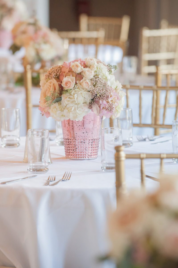 Gold-Blush-Wedding-short-floral-centerpiece-Outdoor-Glam-Alabama-Wedding