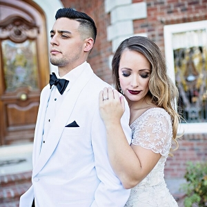 Great Gatsby Glam Wedding Inspiration