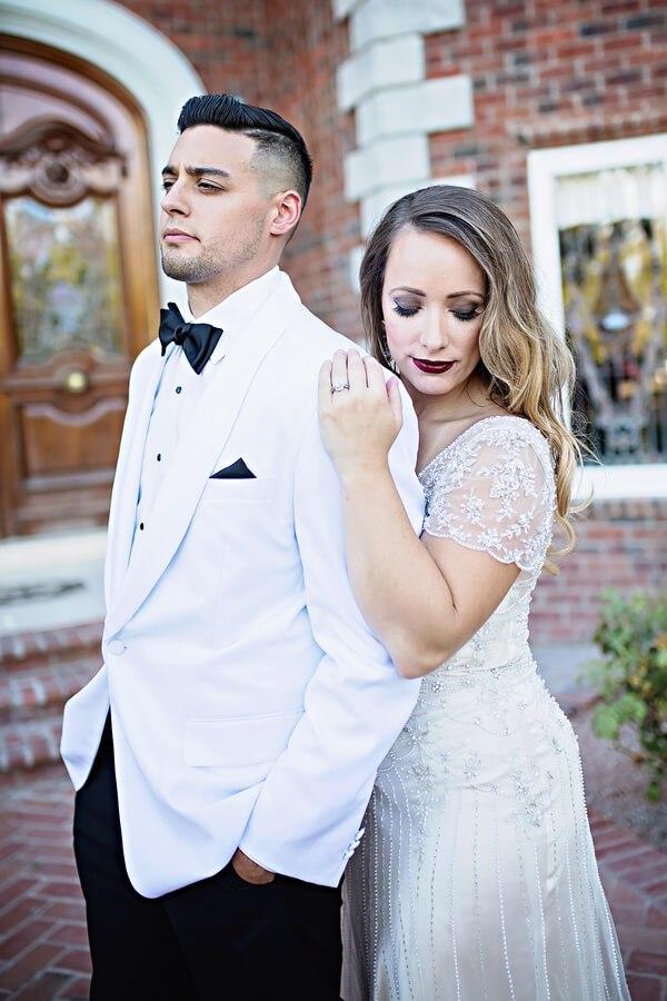 Great Gatsby Glam Wedding Inspiration