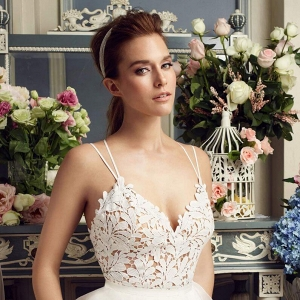 Mikaella 2017 Fall collection - 2017 wedding dresses - modern princess style
