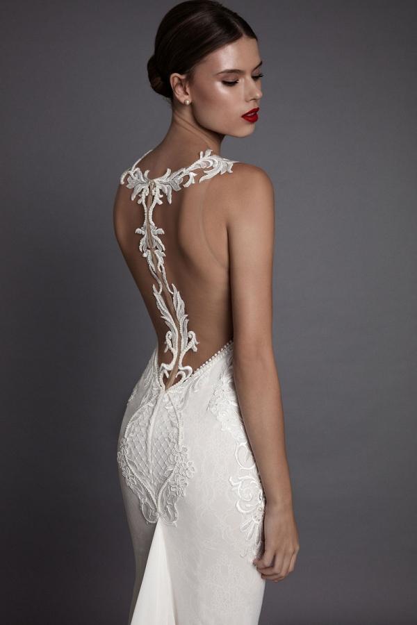 Muse by Berta - AMANCIA dress