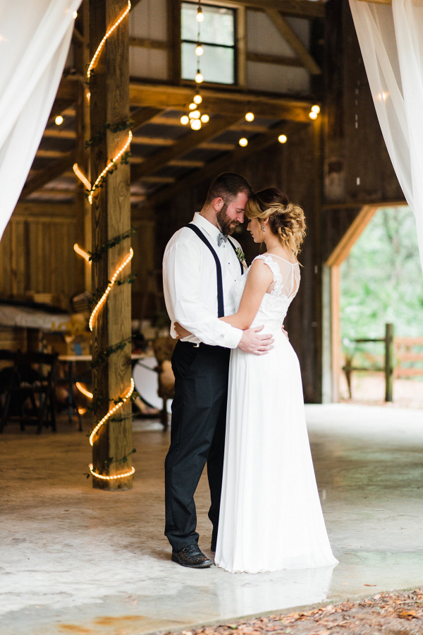 Romantic Chic Bridal inspiration