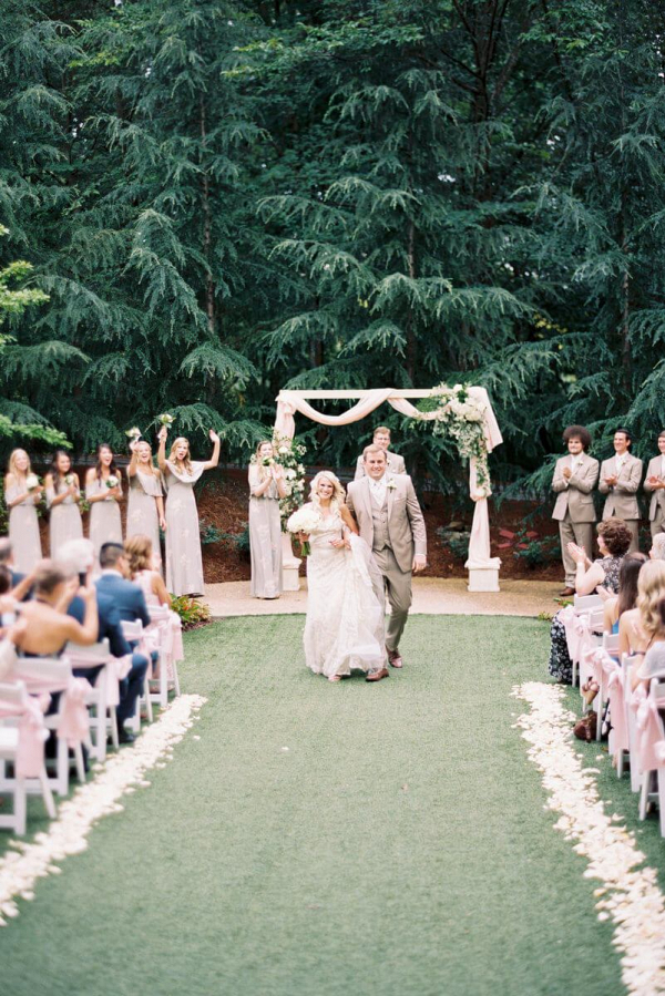 Romantic-Neutral-Colored-Wedding-Outdoor-ceremony-style