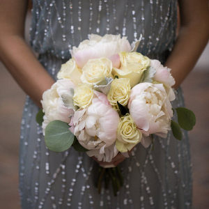Rustic Elegant Outdoor California Wedding - bridesmaids bouquet