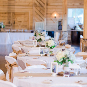 Rustic-Farm-Virginia-Wedding-Reception