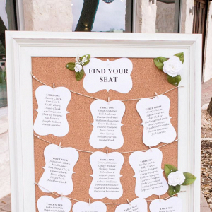 Rustic-Lakeside-Wedding-seating-chart