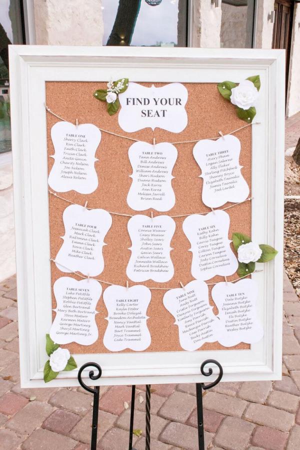 Rustic-Lakeside-Wedding-seating-chart
