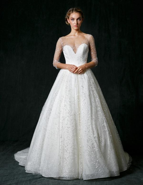 Sareh Nouri Fall 2017 Collection - Nannette Dress