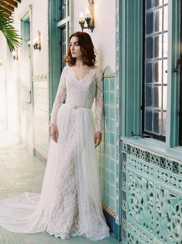 Sareh-Nouri-Morning-Glory - wedding dress