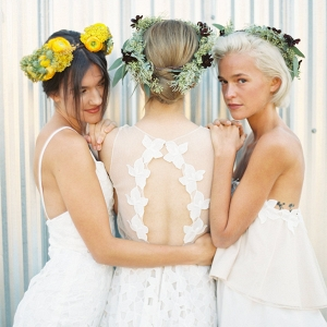 Truvelle Wedding Social Collection - Little White Dresses
