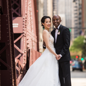 Multicultural Chicago wedding