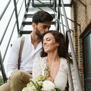 Chicago loft wedding ideas