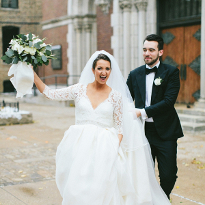 Fall Chicago wedding