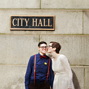 Getting Married at Chicago City Hall