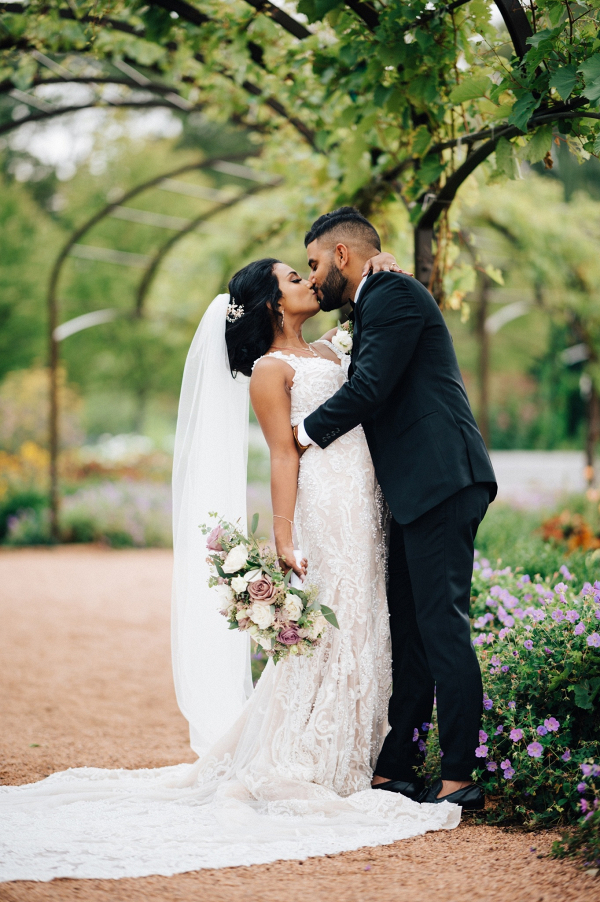Romantic Chicago Indian wedding