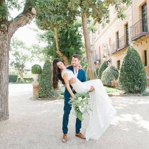 Let's Bee Together - palacio aldovea elopement