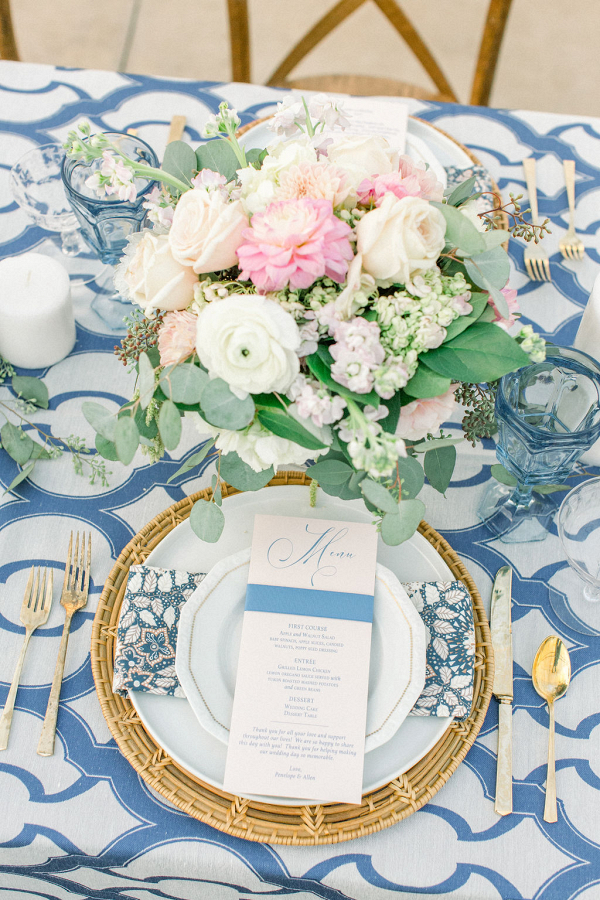 Let's Bee Together - caitlin wilson inspired wedding styled shoot
